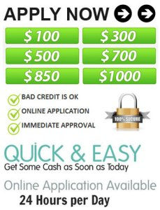 how fast can i receive a fast cash advance